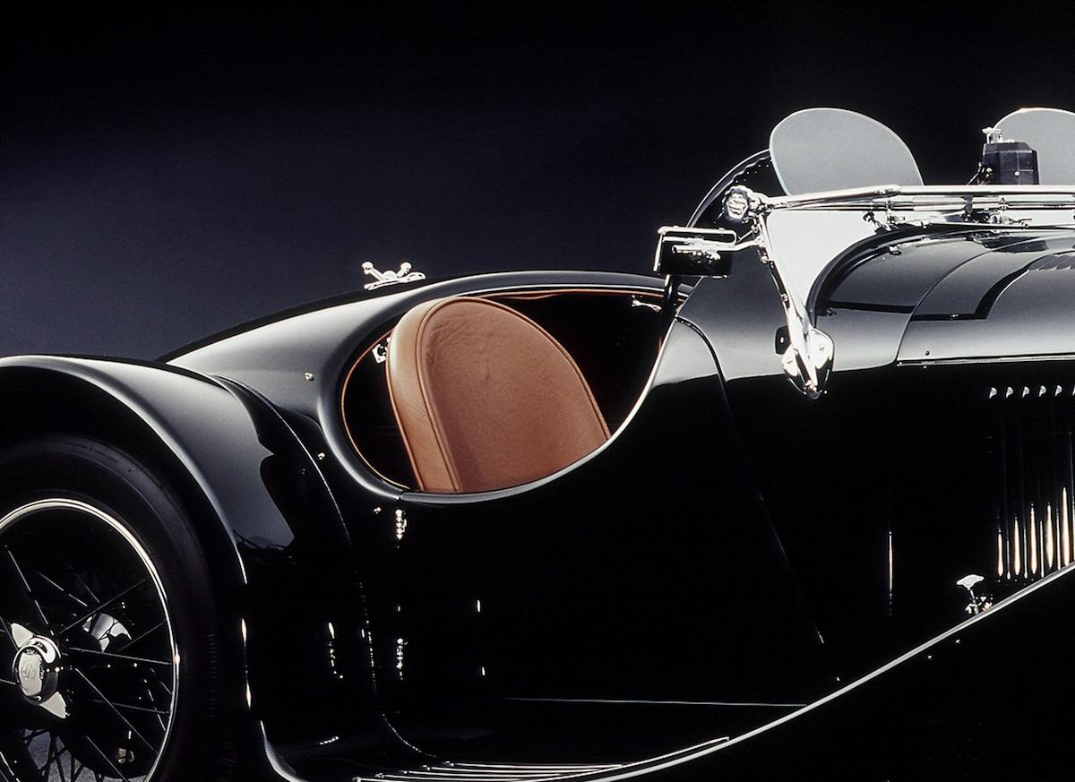Bildauszug eines Jaguars ss90 Prototype